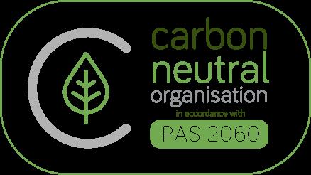 Carbon neutral organisation - PAS 2060